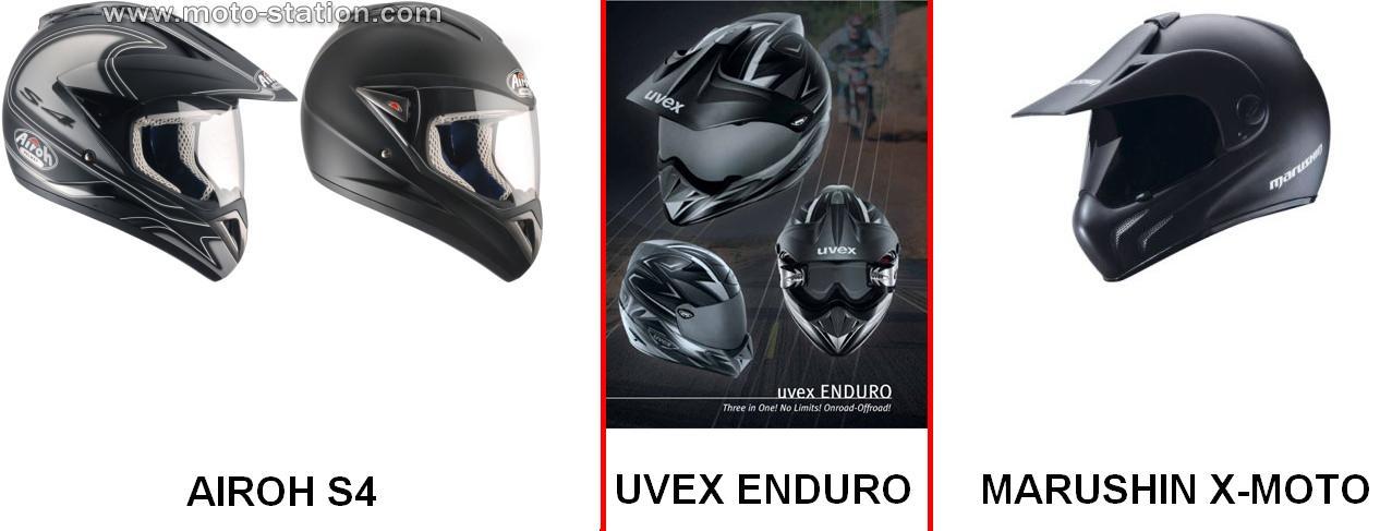 Enduro helmy - výběr a porovnání  Motorky BMW GS - vše o motocyklech ... 2e0b51ed89