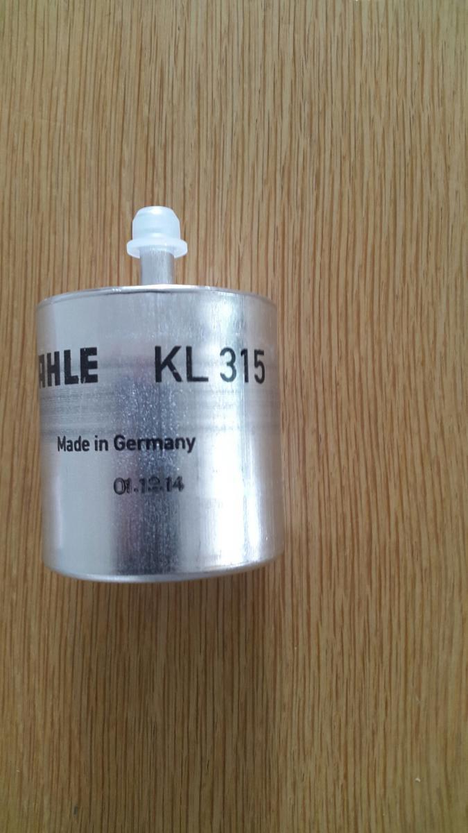 Palivov 253 Filtr Mahle Kl315 F800gs F700gs F650gs G650